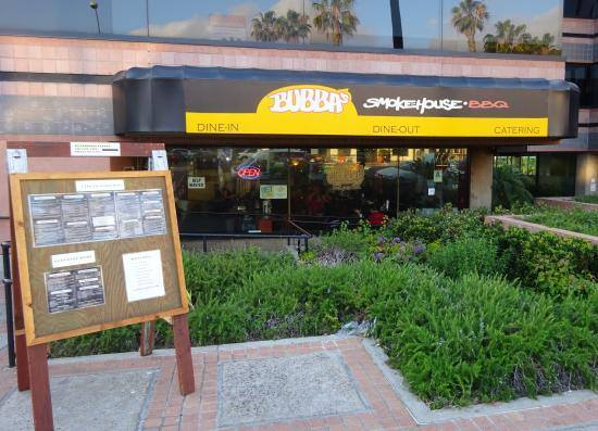 Bubba's Smokehouse BBQ La Jolla CA